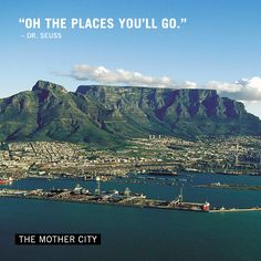 Where will your travels take you? Cape Town, South Africa