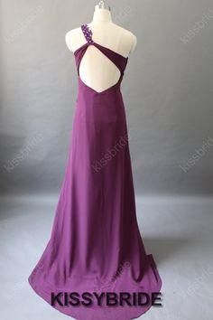 Purple bridesmaid dress  long bridesmaid dress / by KissyBride, $139.00 Long Bridesmaid Dresses, Bridesmaids, Formal Dresses, One Sweet Day, Wedding Inspiration, Wedding Ideas, Dress Long, Mason Jar, Divas