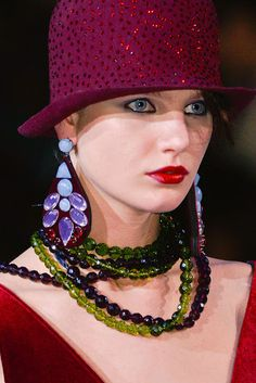 Fall 2013 Jewelry Trends