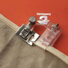 Snap on Adjustable Bias Binder Foot for Brother Singer Janome Sewing Machine New | eBay