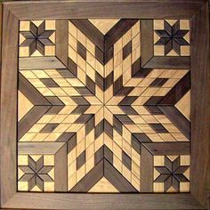Wooden Barn Quilts for Sale Barn Quilt Designs, Barn Quilt Patterns, Wood Patterns, Block Patterns, Quilting Patterns, Reclaimed Wood Wall Art, Wooden Wall Art, Wood Art, Quilt Studio