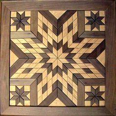Resultado de imagen de Wooden Barn Quilt Patterns