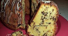 κεικ-με-κορν-φλαουρ Greek Sweets, Greek Desserts, Greek Recipes, My Recipes, Cake Recipes, Cooking Recipes, Recipies, Greek Cake, Cooking Cake