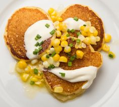 Sweet Corn Blini Recipe - NYT Cooking