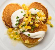 Sweet Corn Blini Recipe - NYT Cooking