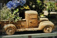 Truck... by AngelaKanner