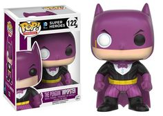 Funko POP! Heroes ImPOPster BATMAN as Penguin #122 Vinyl Figure