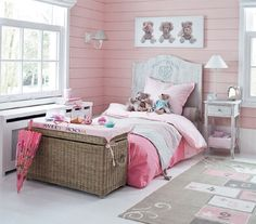 Forget about theme rooms these bedrooms are timeless and for Tomboy bedroom designs