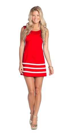 Emma Graham N.C. State Allie Dress