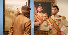 Individuals who by chance dressed like a bit of artwork are lovely (28 photographs)