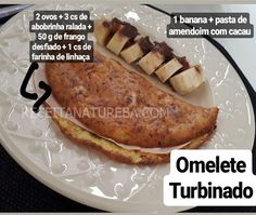 10 Receitas de Café da Manha Para Emagrecer Low Carp, Light Diet, Pasta, Omelet, Food Hacks, Baked Potato, Fries, Pork, Food And Drink
