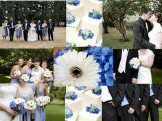 #blue #wedding #ideas