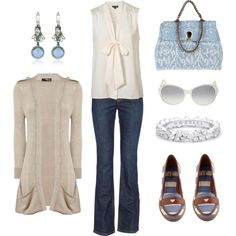 Sweet Blue, created by inge-newport on Polyvore