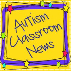 Autism Classroom News: Organizing Materials for the Unique Learning System - great resource for the SPED classroom!