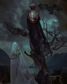 Artwork by Natalie Shau Arte Steampunk, Visual Aesthetics, Gothic Art, Wicca, Pagan, Dark Art, Digital Illustration, Art Direction, Mystic