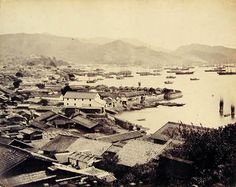 長崎港--Nagasaki port