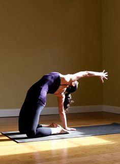 Yoga poses to relieve cramps--ladies, it's a life SAVER! | FitSugar