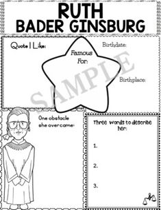 Graphic Organizer : World Leaders and Cultural Icons