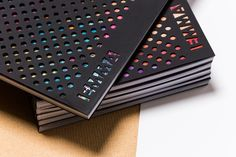 TOUCH / Exhibition publication on Behance