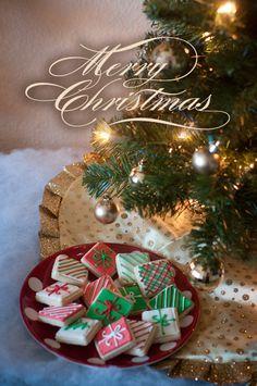 Merry Christmas 2012 (Sweet Treats: a baking blog)