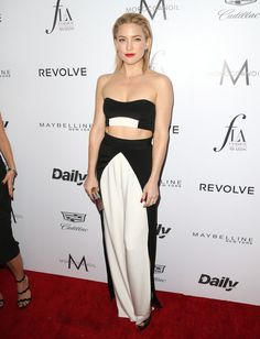 awesome The Most Amazing Looks from the 2016 Front Row Fashion LA Awards