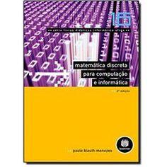 Matemática Discreta para Computação e Informática - Vol.16