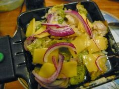 Be Veggie - going vegan: Jeezini Käse im Test für Raclette