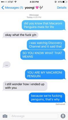 Funny Texts Jokes, Bts Texts, Bts Memes Hilarious, Savage Texts, Fake Text Message, Bts Snapchats, Text Imagines, Bts Scenarios, Army Memes