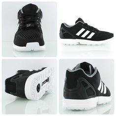 Stay classy! Adidas ZX Flux black/white #adidasoriginals #zxflux