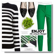 """""""Green"""" by myfashionwardrobestyle ❤ liked on Polyvore featuring Dolce&Gabbana, Yves Saint Laurent, Miu Miu and Angel Jackson"""
