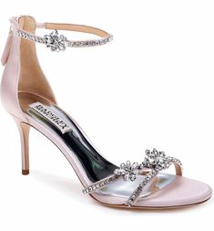 41fe445a294 Badgley Mischka Hobbs Ankle Strap Sandal (Women)