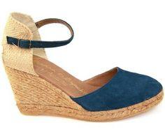 Gaimo Obi Wedges Espadrilles | Spanish Shoes | Spanish Crafts - SPANISH SHOP ONLINE | SPAIN @ your fingertips
