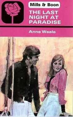 Last Night at Paradise by Anne Weale - Anne Weale - Good - Paperback