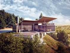 CGarchitect - Professional 3D Architectural Visualization User Community | Cortes House