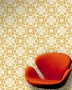 papel de parede decorado