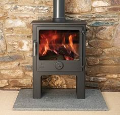 Huccaby Woodburner Or Multi Fuel Stove Dean Forge Marsh S Fireplaces Top Rated Wood Stoves