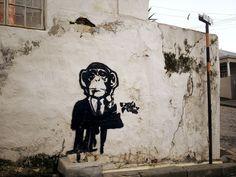 Location: Cape Town - Bo-Kaap  Photo: Carole Moreau - Street Art in Cape Town