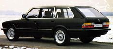 Classic Car News Pics And Videos From Around The World Bmw Touring, E28 Bmw, Audi 200, Luxury Van, Old Wagons, Maserati Quattroporte, Saab 900, Bmw Classic Cars, Bmw Series