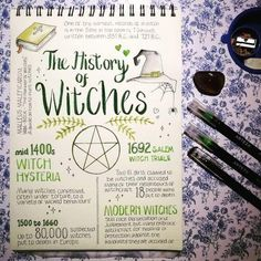 I'm fascinated by the history of witches. Many fearsome fairytales and myths tell of the old crone, or the ugly hook nosed witch huddling… Wiccan Spell Book, Wiccan Witch, Witch Spell, Wiccan Spells, Magick, Pagan, Witchcraft History, Witch History, Witchcraft Books