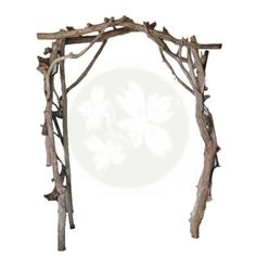 Driftwood Arbor new england country rentals!  ...draped with flowers