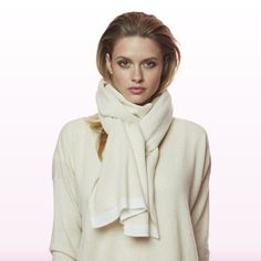 Travel Wrap Natural Cashmere, Scarves, Turtle Neck, Natural, Winter, Travel, Shopping, Collection, Fashion