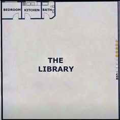 Haha yes, the perfect floor plan for me!! :)