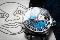 Sarpaneva kosmos Stepan Sarpaneva Watches – Spotting a Distinctive Style