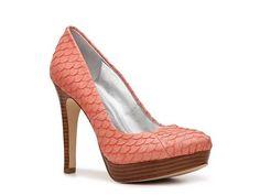 Calvin Klein Kendall Platform Pump Pumps & Heels Women's Shoes - DSW