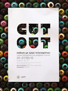 Degree Show Poster Collection of the World Series – Europe & United States