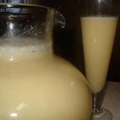 Pina Colada Punch Recipe - INGREDIENTS: 10 cups of unsweetened pineapple juice~ 1 can of light cream of coconut milk~ your choice 1 litre of the following: club soda, ginger ale, or lemon lime soft drink~