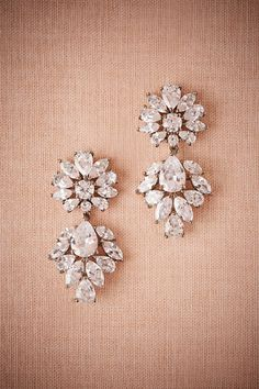 Natasha Chandeliers in Shoes & Accessories Jewelry Earrings at BHLDN