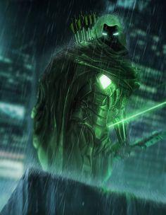 Green Arrow and Iron Man mashup Digital Art by Bosslogic Tony Stark, Comic Book Characters, Comic Books Art, Comic Art, Green Arrow, Supergirl, Iron Man Superhero, Superhero Ideas, Dc Comics
