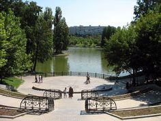 parcul IOR Bucuresti - Romania