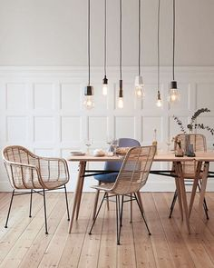 Instagram media by decoraid - We can't get enough of these pendants [via my Scandinavian home]
